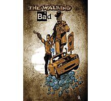 The Walking Bad Photographic Print