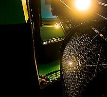 QVB Stairs by David Petranker