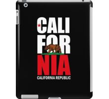 California Republic iPad Case/Skin