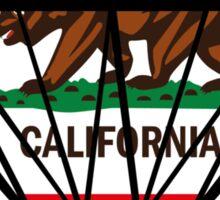 Diamond Republic of California Sticker
