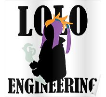 Lolo Engineering Poster