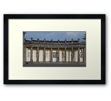 New House Extension Framed Print