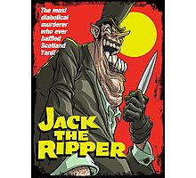 JACK THE RIPPER Photographic Print