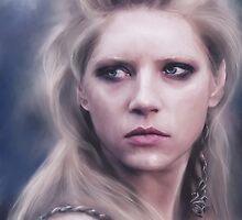 Shield Maiden by SheriChen