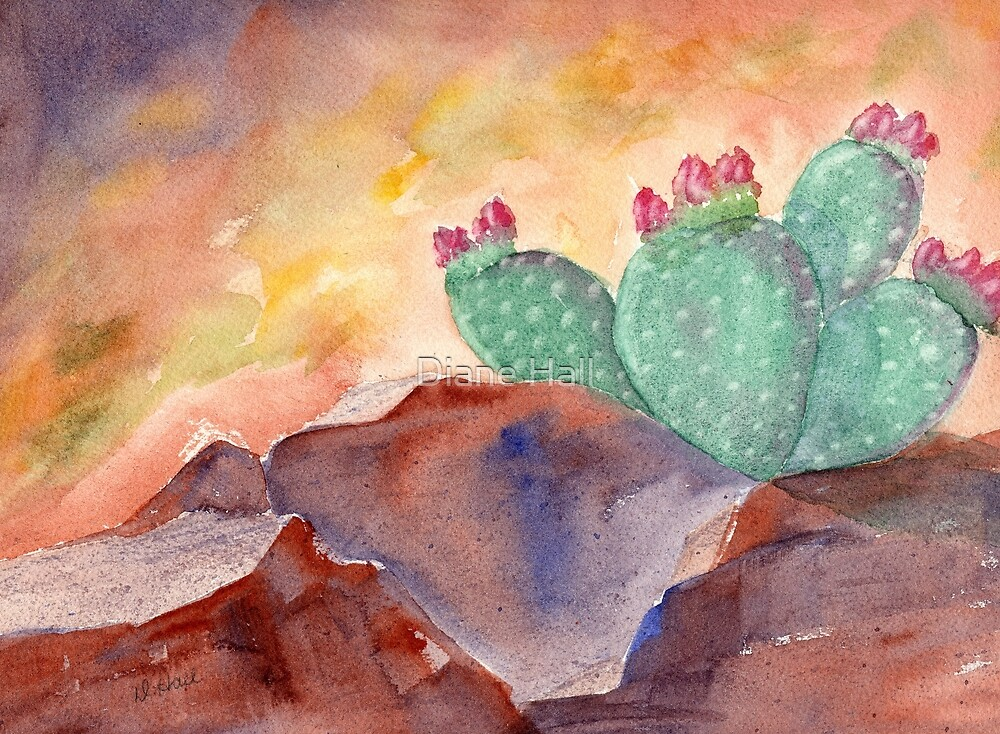 Grand Canyon Jewels by Diane Hall