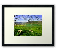 English Springtime Framed Print
