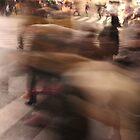 Ghostly Crossing by ardwork