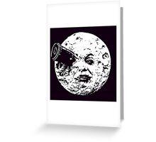 Moon Greeting Card