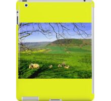 English Springtime iPad Case/Skin