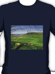 English Springtime T-Shirt