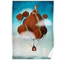 Flying Away Poster