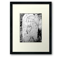 Mary Emma Framed Print