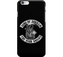 Sons Of Arkham The Dark Knight iPhone Case/Skin