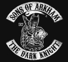 Sons Of Arkham The Dark Knight by Scott Neilson Concepts