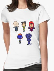 X-men Together Womens Fitted T-Shirt