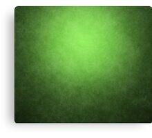 green grunge texture Canvas Print
