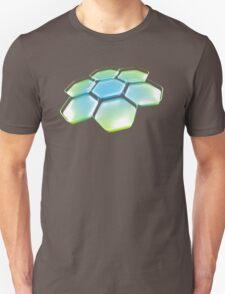 Flower - Blue/Green T-Shirt