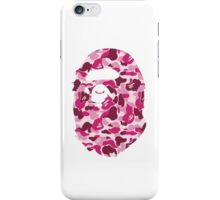 BAPECAMO iPhone Case/Skin