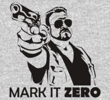 Mark It Zero by Jakob Ahlberg
