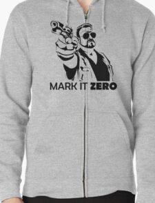 Mark It Zero Zipped Hoodie