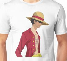 Straw Hat Luffy Unisex T-Shirt