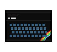 ZX Spectrum 16/48K by BiNMaN