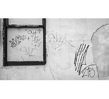 Harrisburg Graffiti Photographic Print