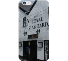 The Royal Standard iPhone Case/Skin
