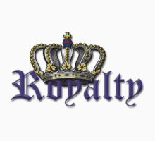Royalty - Special-Tee (King or Queen) Kids Clothes