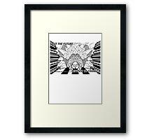 Lavos: First Form... Framed Print