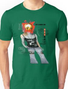fashion is an illusion....... Unisex T-Shirt