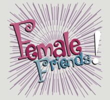 Female Friends by RoufXis