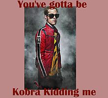 You've Gotta Be Kobra Kidding Me by DreamsAndDemons