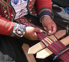 Peruvian Weave by katylynn44