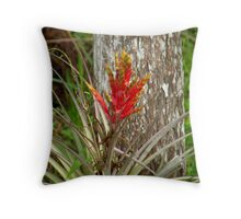 Quill Leaf Throw Pillow