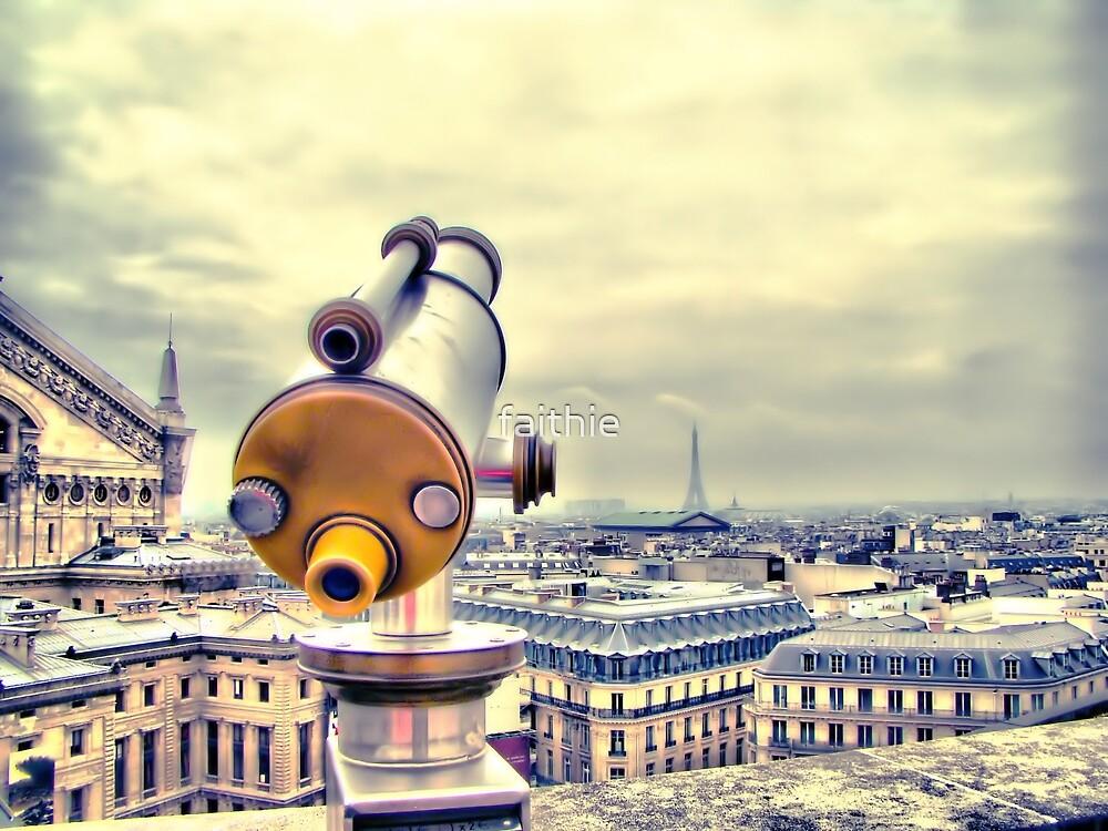 eyes wide open - Paris, France by faithie