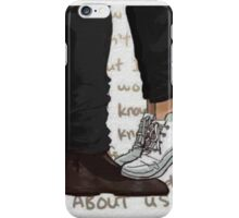 Larry Stylinson: They Don't Know About Us iPhone Case/Skin