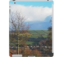 From hill to hill iPad Case/Skin