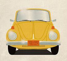 Yellow Beetle by kinographics