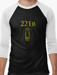 221B Baker Street Men's Baseball ¾ T-Shirt