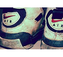 Nike Air Photographic Print