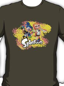 Splatoon Inklings T-Shirt