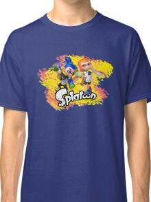 Splatoon Inklings Classic T-Shirt