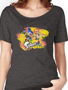 Splatoon Inklings Women's Relaxed Fit T-Shirt