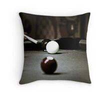 Ballls Throw Pillow