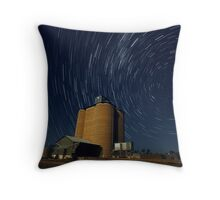 Shooting Stars Throw Pillow