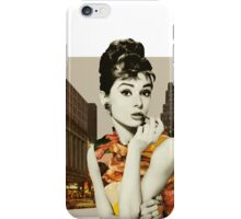 New York City Girl iPhone Case/Skin