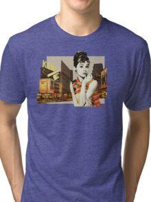 New York City Girl Tri-blend T-Shirt
