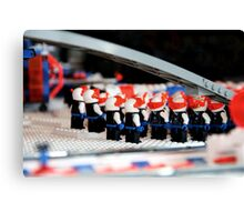 """Toy Soldiers"" Canvas Print"