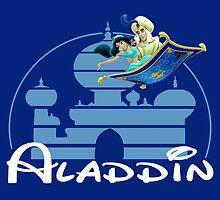 Aladdin by talesanura